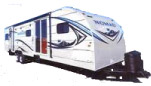 Rental Travel Trailers